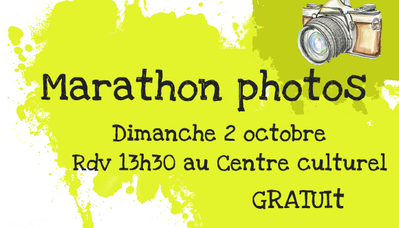 Marathon photos @ Centre culturel de Hastière