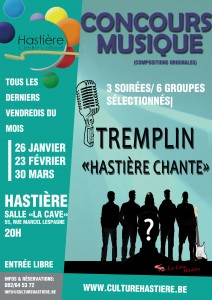 Tremplin @ La Cave  | Hastière | Wallonie | Belgique