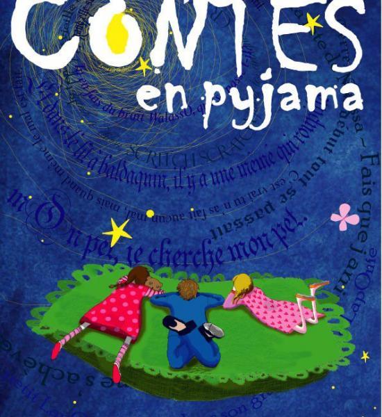 Contes en pyjama @ Bibliothèque du Centre Culturel | Hastière | Wallonie | Belgique